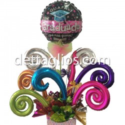 Base espirales metalicos