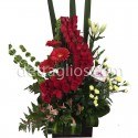 My Love 50 rosas
