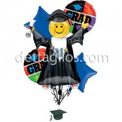 Ramillete figura Graduado