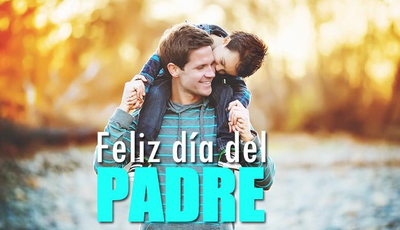 Feliz dia del Padre!