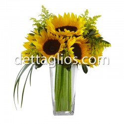 Bouquet de 6 Girasoles