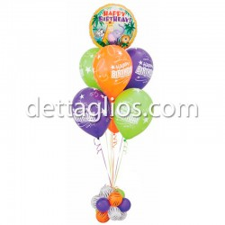 Bouquet Globos