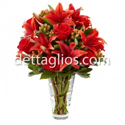 Rosas y Lilies