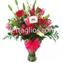 Combinado Rosas y Stargeiser