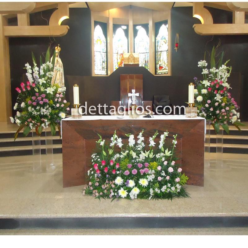 Decoracion De Iglesia 1
