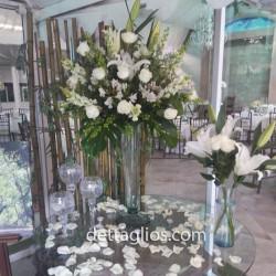 Mesa de Ambientación flor