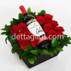 Rosas y Vino 2